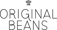 Copy of Original Beans Logo 2 Zeilen mit Baum